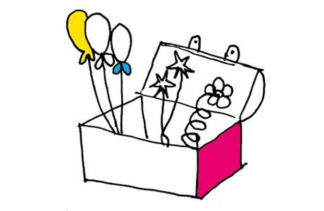מתחמי יצירה - יוצאים מהקופסא