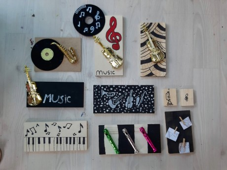יצירה מוסיקלית